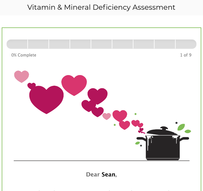 Vitamin and mineral deficiency assessment preview 1