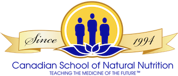 Canadian School Of Natural Nutrition Logo Holistic Nutrition Diploma Program 2