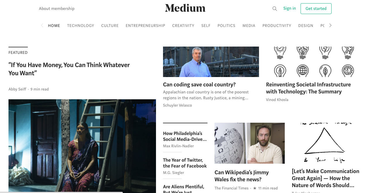 Medium.com Can Become A Launching Platform For Your Nutrition Content And Business